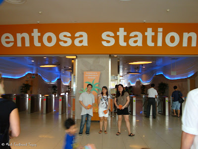 Vivo City Sentosa Station Photo 11