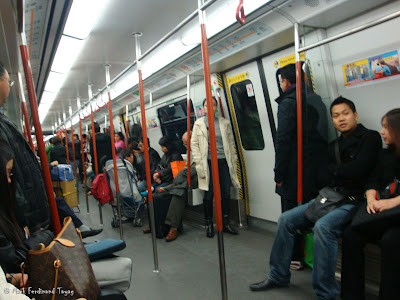 Hong Kong MTR Photo 3