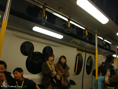 Hong Kong Disneyland Train Photo 9