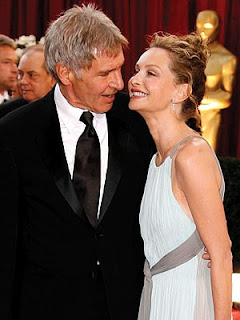Harrison Ford and Calista Flockhart Got Married