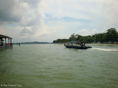 Pulau Ubin Singapore Boat Ride Photo 7