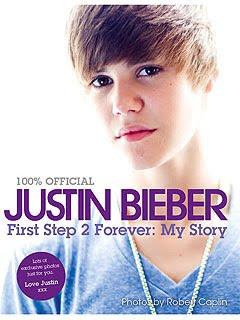 Justin Bieber's Memoir Cover
