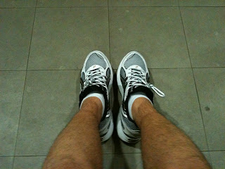 My New Running Shoes and Ikea Shopping