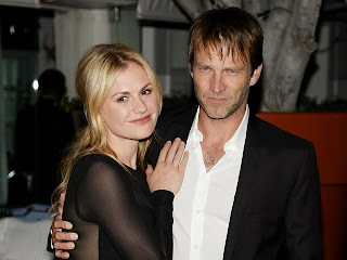 Anna Paquin and Stephen Moyer Got Married