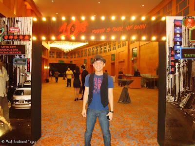 Resorts World Sentosa Dinner and Dance 2010 Photo 1