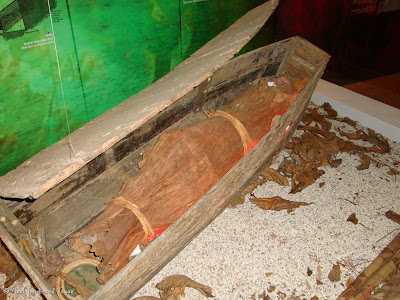 Coffin Tradition & Mysteries Exhibit Photo 6