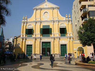 St. Dominic's Church Macau Photo 1