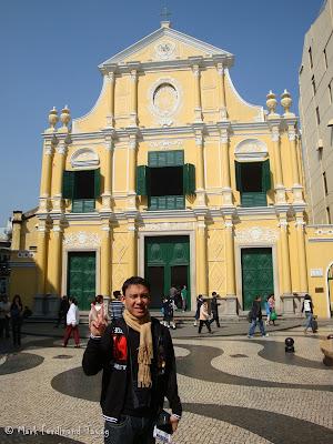 St. Dominic's Church Macau Photo 2