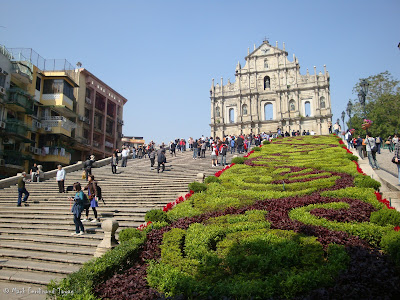 Ruins of St. Paul's Macau Photo 3