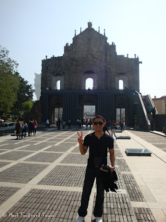 First Macau Trip