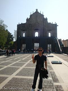 First Macau Trip