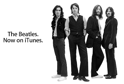Beatles Now Available on iTunes