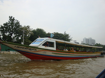 Bangkok Floating Market Photo 10