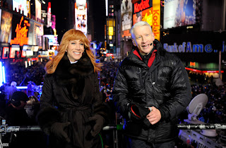 Anderson Cooper and Kathy Griffin To Host CNN New Year's Eve