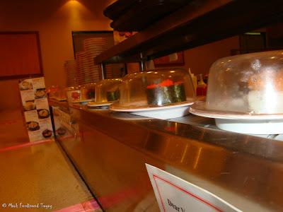 Sushi in Kuala Lumpur Photo 2