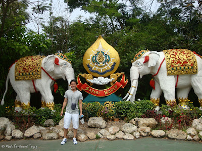 Safari World Bangkok Entrance Photo 8
