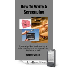 """How to Write a Screenplay"" (Kindle Format)"