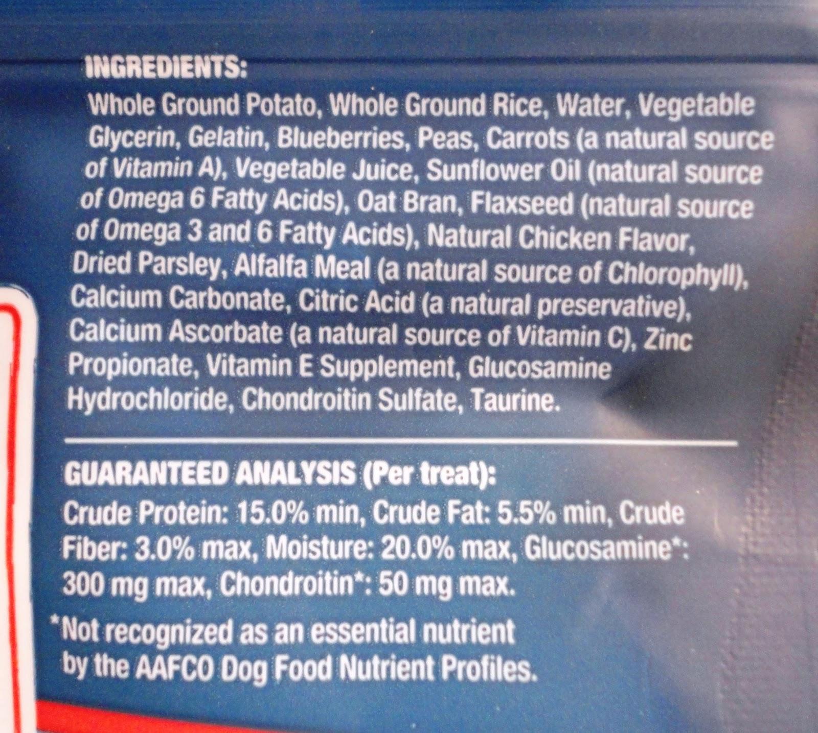 Dog Food Ingredients Comparison Uk