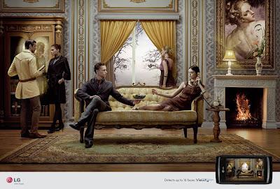 Comeek - Publicité LG Viewty width=