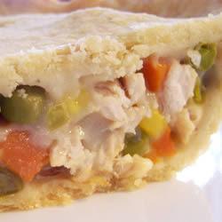 Chicken Pot Pie IX Recipe — Dishmaps