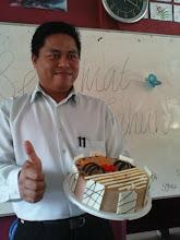 he is Mr Azman