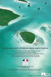 """""""Le paradis vient d'être reconnu par l'UNESCO"""": un beau slogan!"""