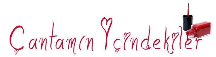 Cantamin icindekiler... ♥... Inside Of My Purse..♥