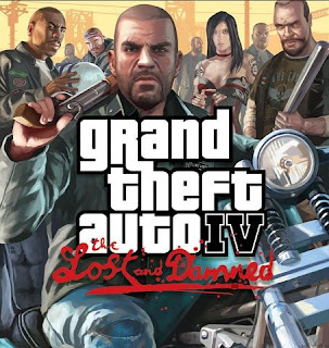 Grand Theft Auto 4 The Lost