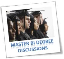 BI Master BI Universities