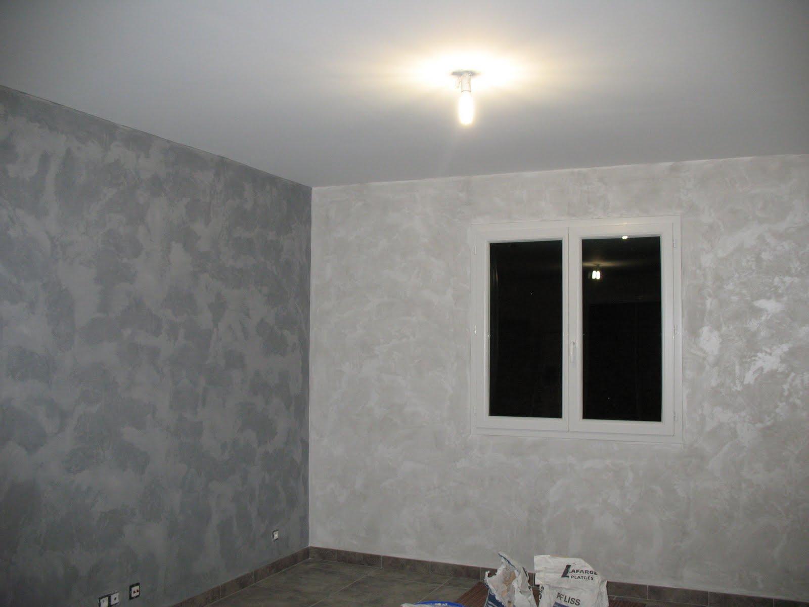 Awesome peinture chambre gris et mauve photos lalawgroup Chambre grise et mauve