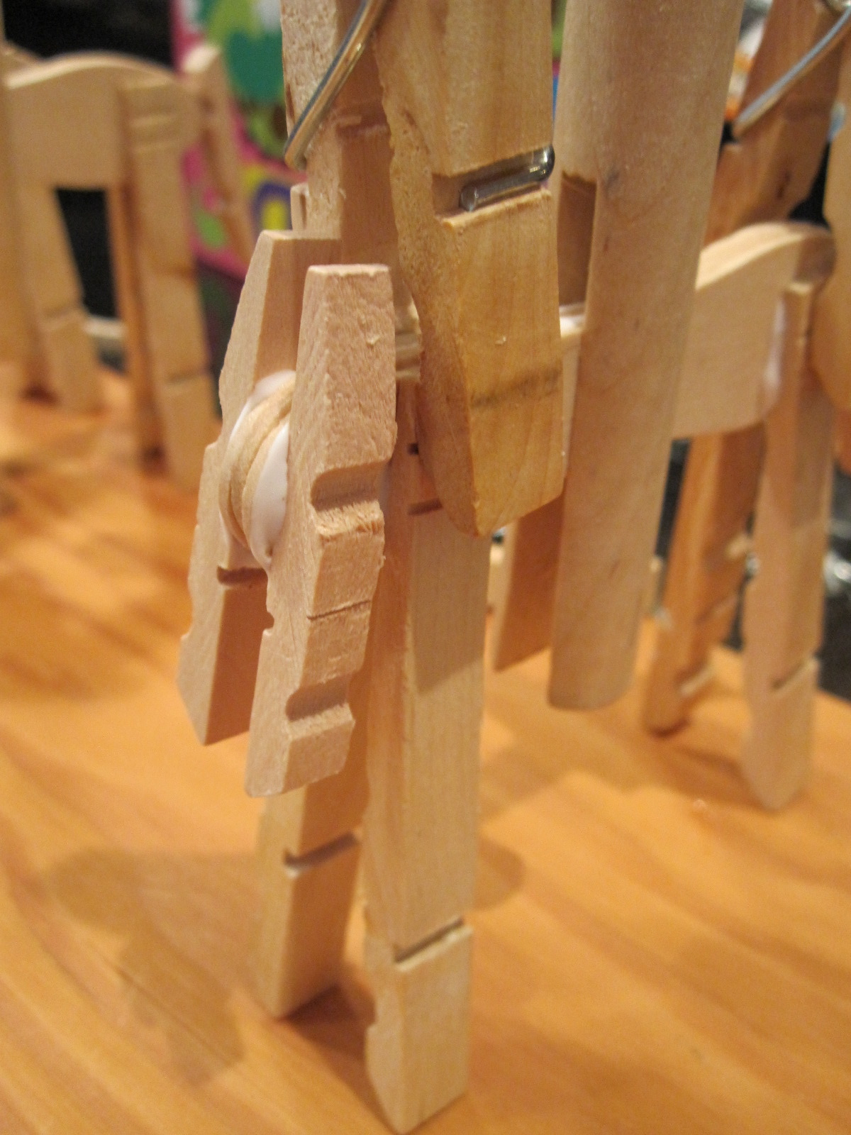 how to make a toothpick gun without a clothespin