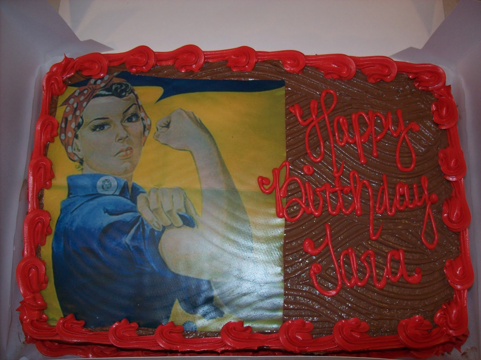 Book Babe The Coolest Birthday Cake Ever