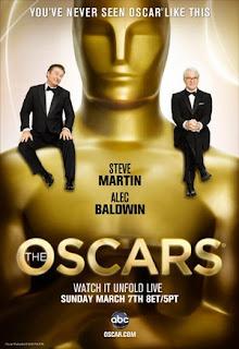 Oscars 2010 Alec Baldwin Steve Martin