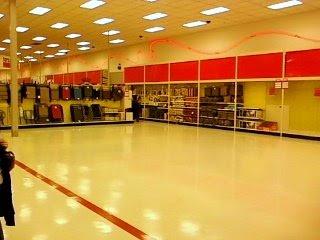 Target open space