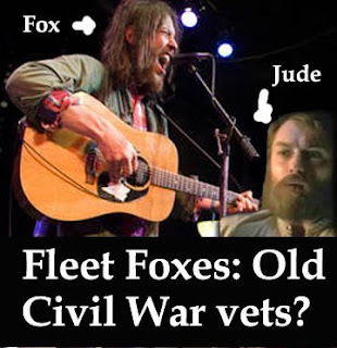 Fleet Foxes long beard