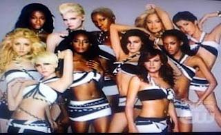Top Model Episode 2 Group Shot