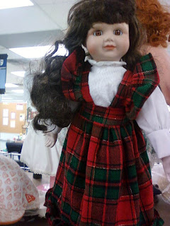 WildARSChase Goodwill doll Creepier