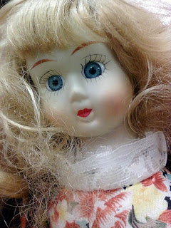 WildARSChase Goodwill doll creepiest