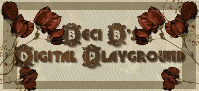Beci B's Digital Playground