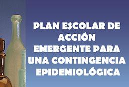 Plan para contingencia epidemiológica Escuela 225