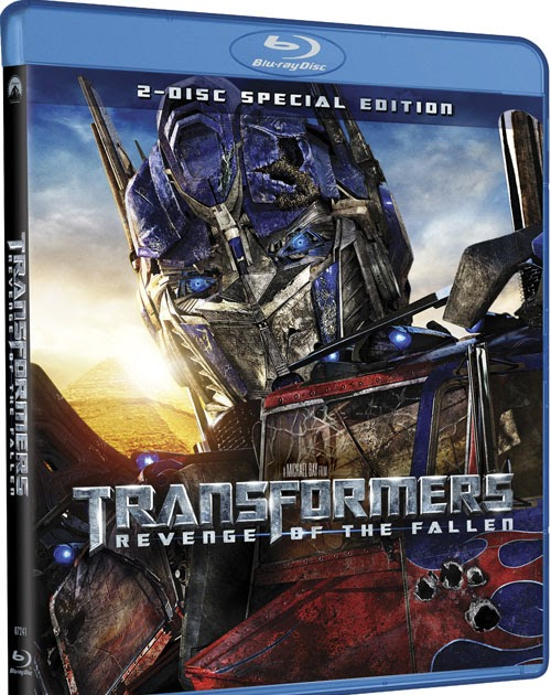Boxofficebenful transformers 2 in dvd e blu ray disc a novembre cover e extra - Transformers 2 box office ...