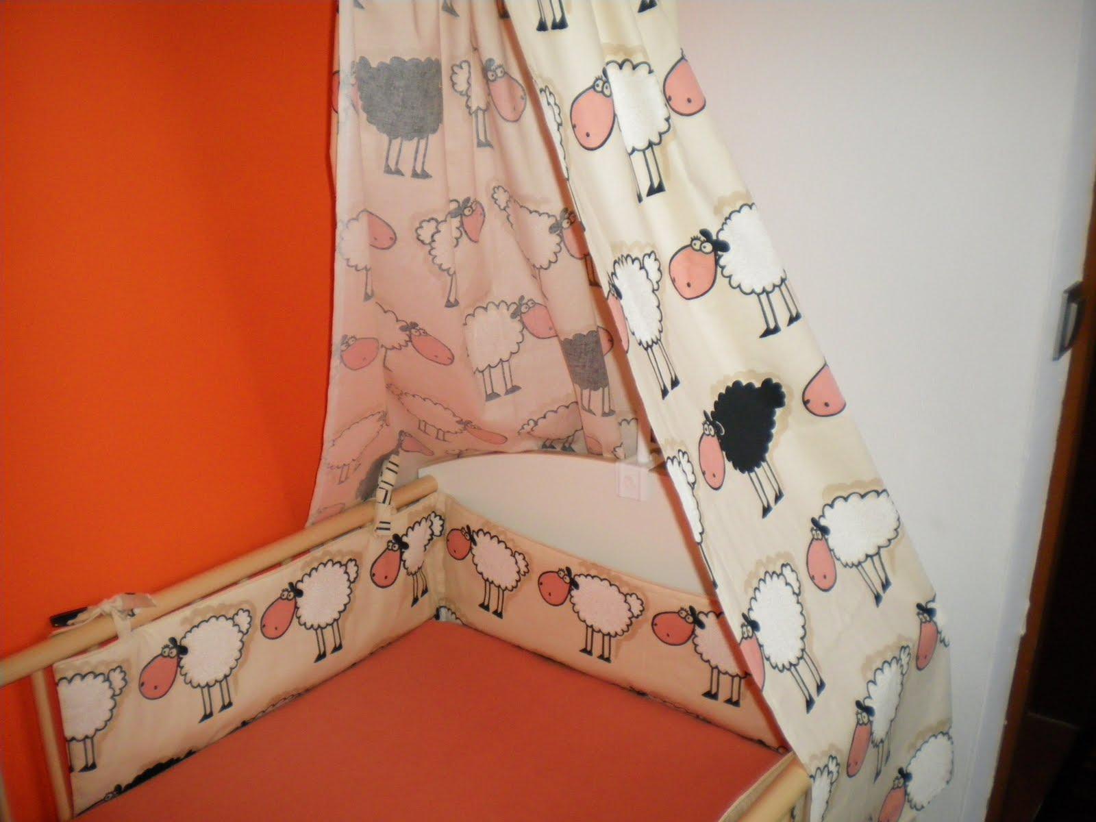 eulenwerk himmel f r s babybett. Black Bedroom Furniture Sets. Home Design Ideas