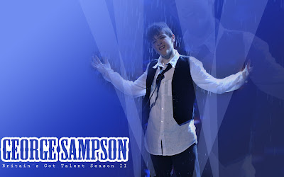 george sampson widescreen wallpapers britain's got talent