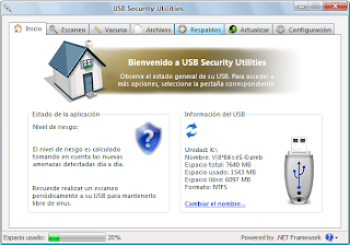 USB Security Utilities