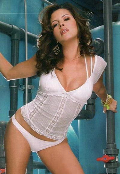 Alicia Machado Hot Fotos Playboy