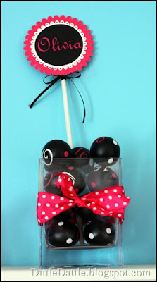 Mickey's Best Girl - Minnie Mouse Birthday Inspiration