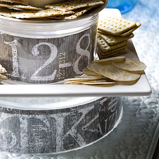 Sparkling New Year's Party Table Decor