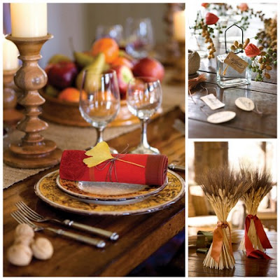 Easy Thankgiving Table Setting Ideas Oh My Creative