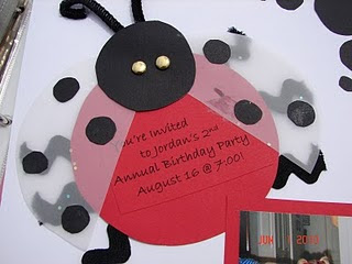 Lady Bug First Birthday Party Decorations
