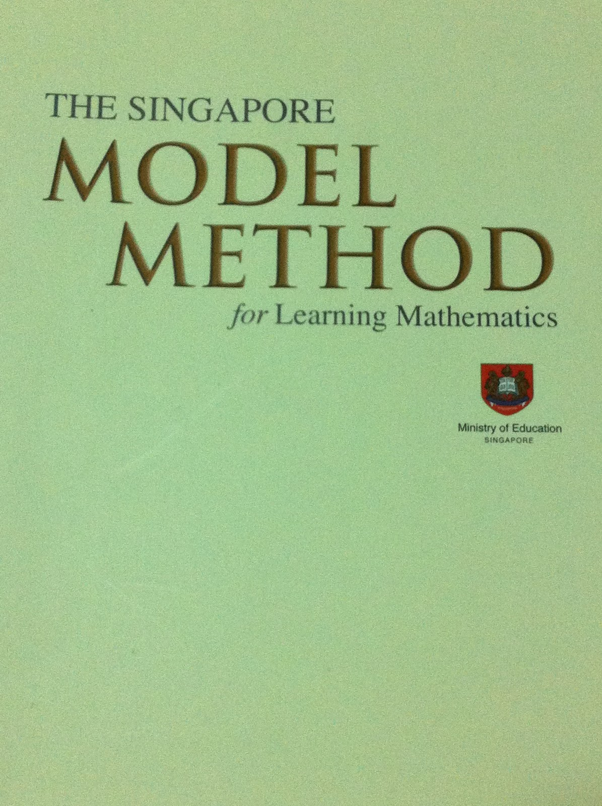 and using the model approach to solve difficult problem sums
